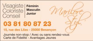 Sponsor Parenthèse : Coiffure Marilore
