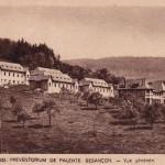 Vue du Préventorium de Palente